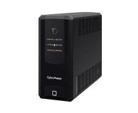 CyberPower UPS UT1050EG-FR (1050VA/630W, 4xPL, AVR) - 496450 - zdjęcie 1