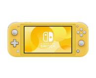 Nintendo Switch Lite (Żółty) + Etui + Szkło - 520188 - zdjęcie 2