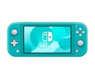 Nintendo Switch Lite (Morski)  - 506184 - zdjęcie 1