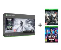Microsoft Xbox One X 1TB +Metro Saga+GoW 4+Fifa19+EA Access - 473631 - zdjęcie 1