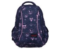 Majewski Emoji Plecak 3-komorowy Pink BP-26 - 506406 - zdjęcie 1