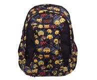 Majewski Emoji Plecak 3-komorowy Yellow II BP-32 - 506405 - zdjęcie 1