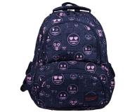 Majewski Emoji Plecak 4-komorowy Pink BP-07 - 506403 - zdjęcie 1