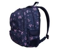 Majewski Emoji Plecak 4-komorowy Pink BP-07 - 506403 - zdjęcie 2