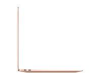 Apple MacBook Air i5/8GB/256/UHD 617/Mac OS Gold  - 506282 - zdjęcie 2