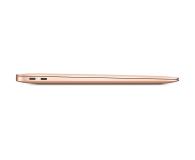 Apple MacBook Air i5/8GB/256/UHD 617/Mac OS Gold  - 506282 - zdjęcie 3