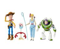 Mattel Toy Story 4 Zestaw Figurki podstawowe - 506932 - zdjęcie 1