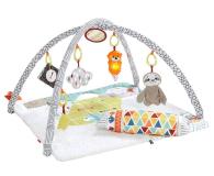 Fisher-Price Mata sensoryczna deluxe Lama - 506944 - zdjęcie 1