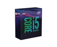 Intel i5-9600K 3.7 GHz 9MB BOX  - 455532 - zdjęcie 1