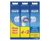 Oral-B Precision Clean EB20-4+2 - 506941 - zdjęcie 1