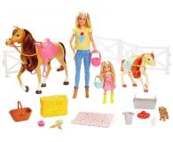 Barbie Stadnina koni zestaw - 507038 - zdjęcie 1