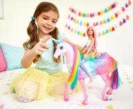 Barbie Jednorożec Magia Świateł  - 506780 - zdjęcie 5