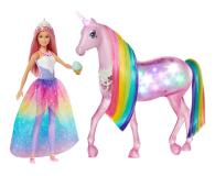 Barbie Jednorożec Magia Świateł  - 506780 - zdjęcie 1