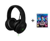Razer Kraken Essential + FIFA 19 PS4 - 503974 - zdjęcie 1