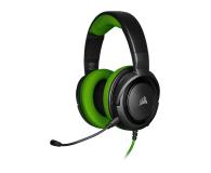 Corsair HS35 Stereo Gaming Headset (zielony)  - 504083 - zdjęcie 1