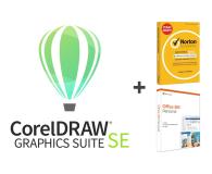 Corel Graphic Suite SE 2019 + Office 365 + Norton - 507528 - zdjęcie 1