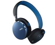 AKG Y500 Wireless Niebieskie - 508027 - zdjęcie 1