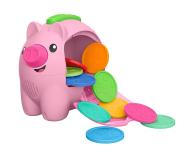 Fisher-Price Edukacyjna Świnka Skarbonka - 488686 - zdjęcie 2