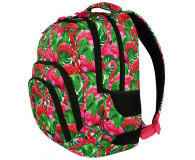 Majewski ST.Right Plecak szkolny Flamingo Green BP-25  - 421813 - zdjęcie 3
