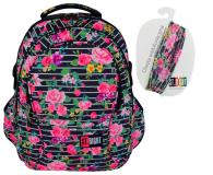 Majewski ST.Right Plecak szkolny Light Roses BP-01  - 421809 - zdjęcie 1