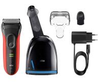 Braun Series 3 ProSkin 3050cc Clean&Charge - 402389 - zdjęcie 1