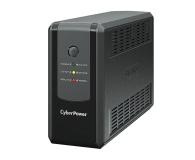 CyberPower UPS UT650EG-FR (650VA/360W, 3xPL, AVR) - 507248 - zdjęcie 1