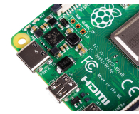 Raspberry Pi 4 model B WiFi DualBand Bluetooth 2GB RAM 1,5GHz - 507841 - zdjęcie 8