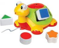 Dumel Discovery Żółwik sorter kształtów 38125 - 508695 - zdjęcie 1