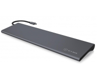 ICY BOX USB-C - USB-C, VGA, HDMI, DisplayPort, PD, 60W - 505347 - zdjęcie 3