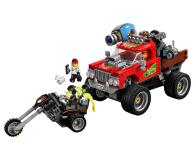 LEGO Hidden Side Samochód kaskaderski El Fuego - 505552 - zdjęcie 2