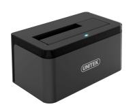 Unitek Stacja dokująca USB-C (HDD/SSD) - 509745 - zdjęcie 1
