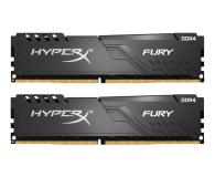 HyperX 16GB (2x8GB) 2666MHz CL16 Fury  - 510797 - zdjęcie 1