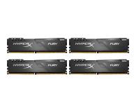 HyperX 128GB (4x32GB) 3200MHz CL16 Fury Black - 576341 - zdjęcie 1
