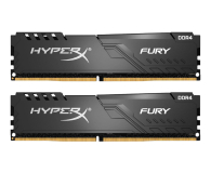 HyperX 64GB (2x32GB) 3200MHz CL16 Fury Black
