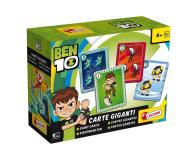 Lisciani Giochi Ben 10 Gigantyczne karty - 502097 - zdjęcie 1