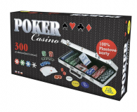 Albi Poker - 300 żetonów - 414703 - zdjęcie 1