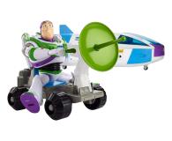 Mattel Toy Story 4 Statek kosmiczny zestaw - 509585 - zdjęcie 4