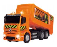 Dickie Toys Śmieciarka MB Antos - 407679 - zdjęcie 1