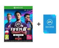 Xbox FIFA 19 - Kupon + EA Access - 450975 - zdjęcie 1
