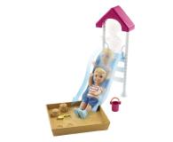 Barbie Skipper Akcesoria Spacerowe Piaskownica - 476434 - zdjęcie 1