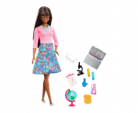 Barbie Nauczycielka Lalka + akcesoria - 471328 - zdjęcie 1