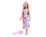 Barbie Fairytale Lalka Księżniczka do czesania  - 471281 - zdjęcie 1