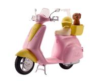 Barbie Skuter ze szczeniaczkiem - 420724 - zdjęcie 1