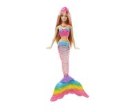 Barbie Tęczowa Syrenka - 282959 - zdjęcie 1
