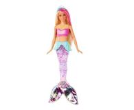 Barbie Dreamtopia Magiczna syrenka rusza i świeci ogonem - 471296 - zdjęcie 1