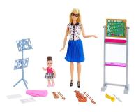 Barbie Kariera Nauczycielka Muzyki Zestaw - 488469 - zdjęcie 1