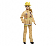 Barbie Kariera 60 urodziny Lalka Strażak - 471411 - zdjęcie 1