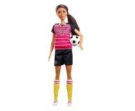 Barbie Kariera 60 urodziny Lalka Piłkarka - 471409 - zdjęcie 1