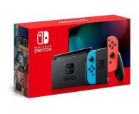 Nintendo Switch Joy-Con Red/Blue *NEW* - 513002 - zdjęcie 1