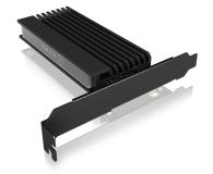 ICY BOX Karta PCIe M.2 M-Key dla 1 dysku SSD M.2 NVMe - 507184 - zdjęcie 2